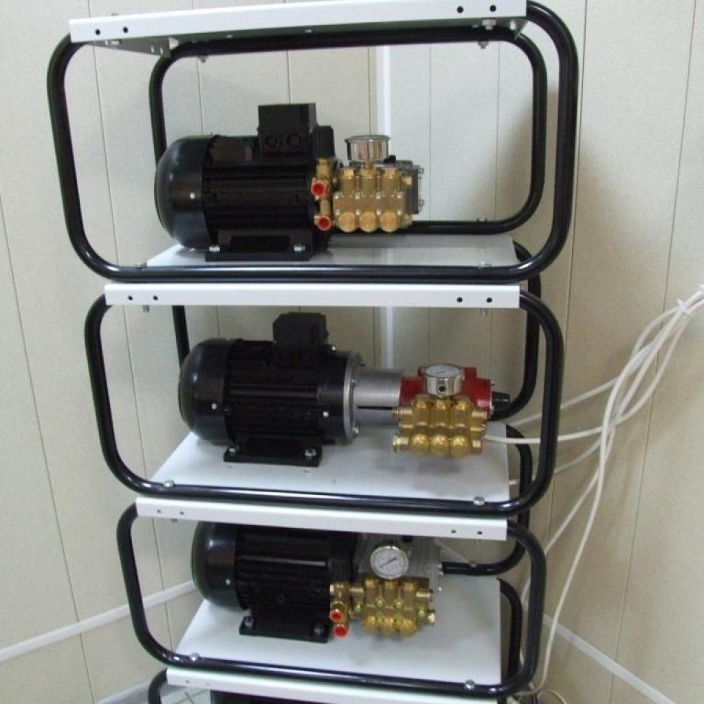 Насосные агрегаты для Автомоек