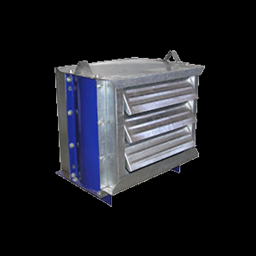Калориферы и отопительные агрегаты