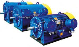 электродвигатель ВАО7