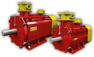 Электродвигатели серии ВАО7